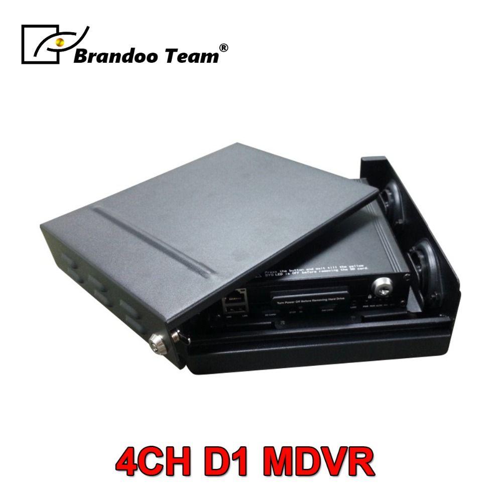 4ch vehicle DVR, 4ch Bus DVR, including GPS function,HDD DVR, 500GB HDD