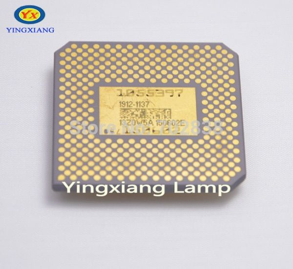 Projector DMD CHIPS / Machine DMD Chips 1912-1137