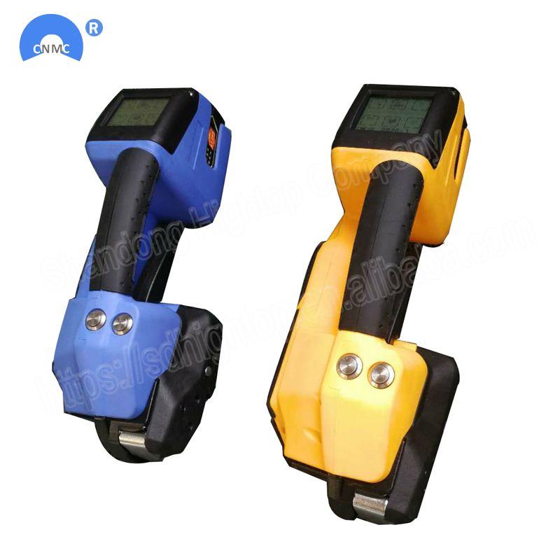 Automatische Batterie Betrieben Kunststoff Umreifung Werkzeuge Für PET PP 13mm/16mm Elektrische Verpackung Maschine