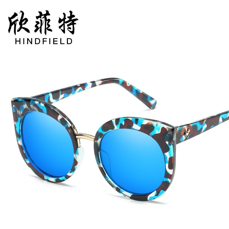 man woman Polarized sun Glasses mirror Sunglasses uv400 Lense clear round Eyewear driving Frame metal sunglasses Oculos de sol