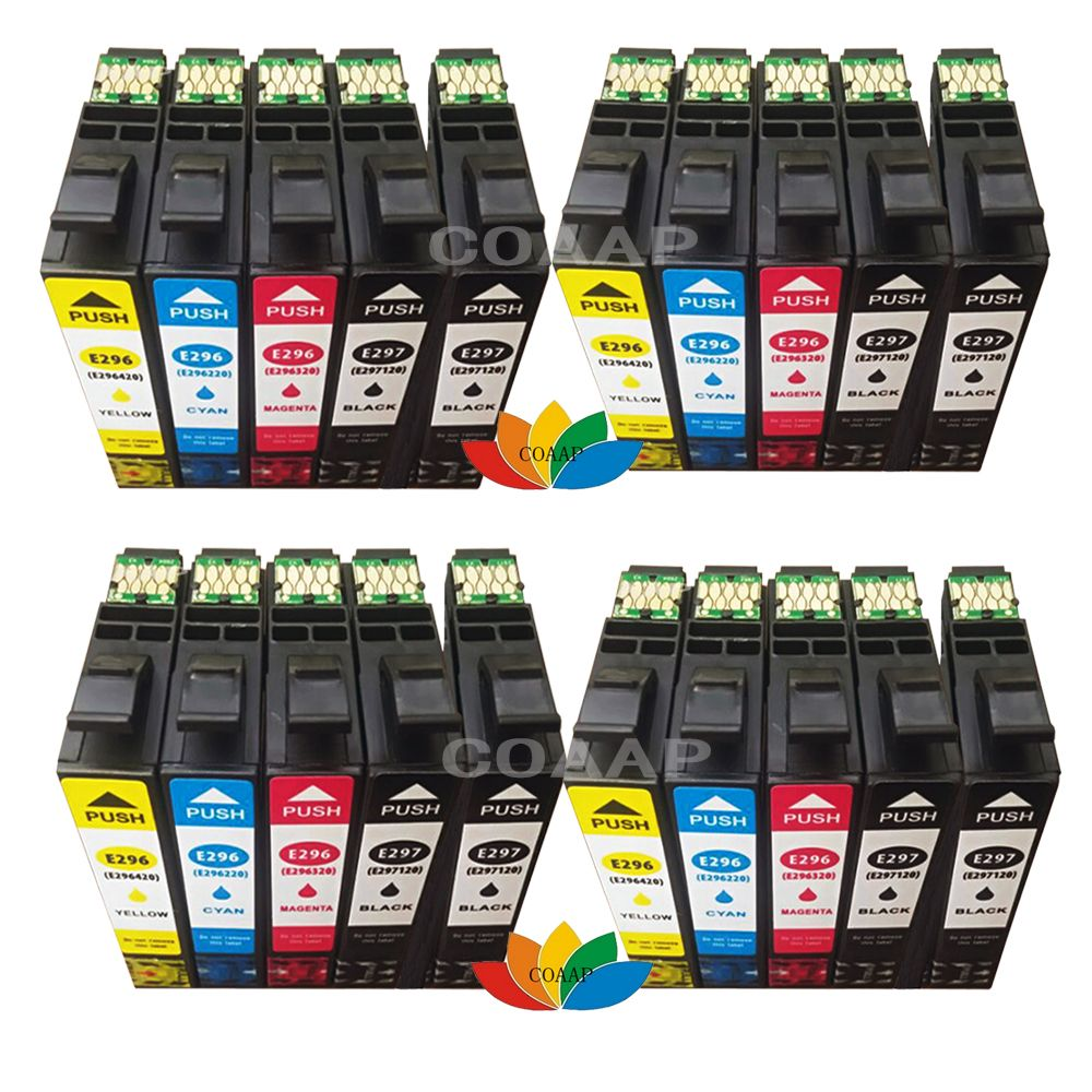 20 Compatible XP-431 XP-231 XP-241 Printer Ink Cartridges for Epson T2971 T2962 T2963 T2964 29XL
