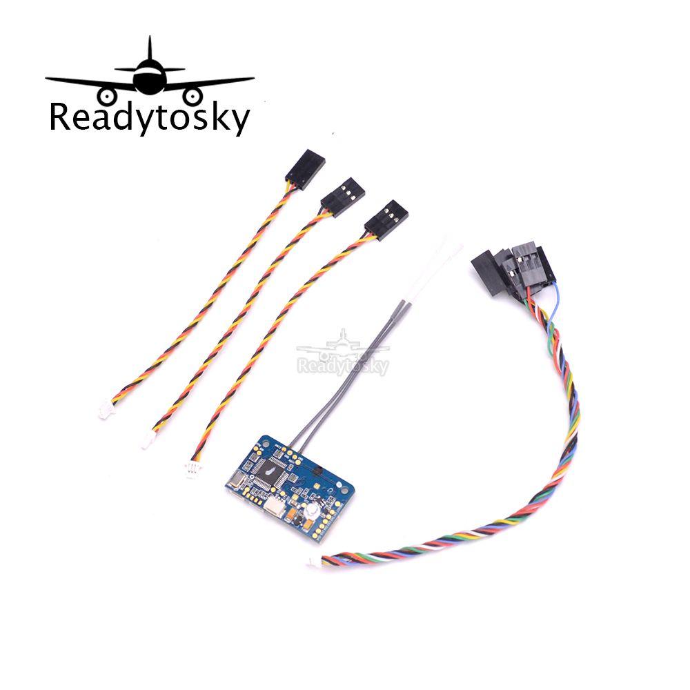 New Flysky X6B 2.4G 6CH i-BUS PPM PWM <font><b>Receiver</b></font> for AFHDS i10 i6s i6 i6x i4x Transmitter FPV Quadcopter