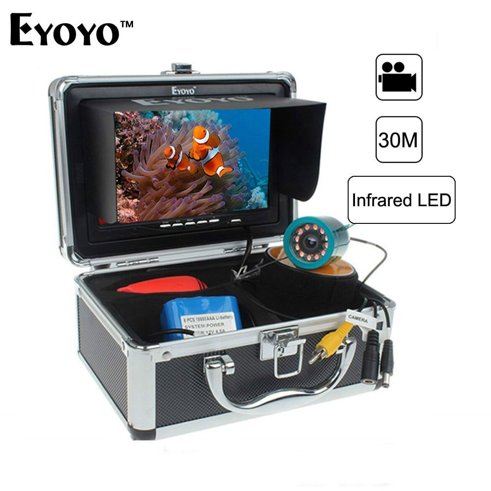 Eyoyo Original Fish Finder 1000TVL 7