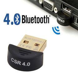 Mini USB Bluetooth Adapter V4.0 CSR Dual Mode Wireless Bluetooth V 4,0 Dongle Musik Sound-receiver-flexkabel für Windows 10 8 7 Vista XP
