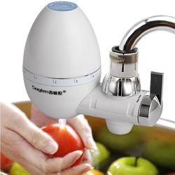 Ménage cuisine sanitaires charbon de diatomées en céramique robinet l'eau du robinet purificateur d'eau potable de l'eau de purification filtre