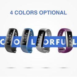 R5MAX Smart Bracelets Bracelet À Puce Activité Tracker Podomètre Sang Pression Bracelet 50 Mots Message Push pour TEZER
