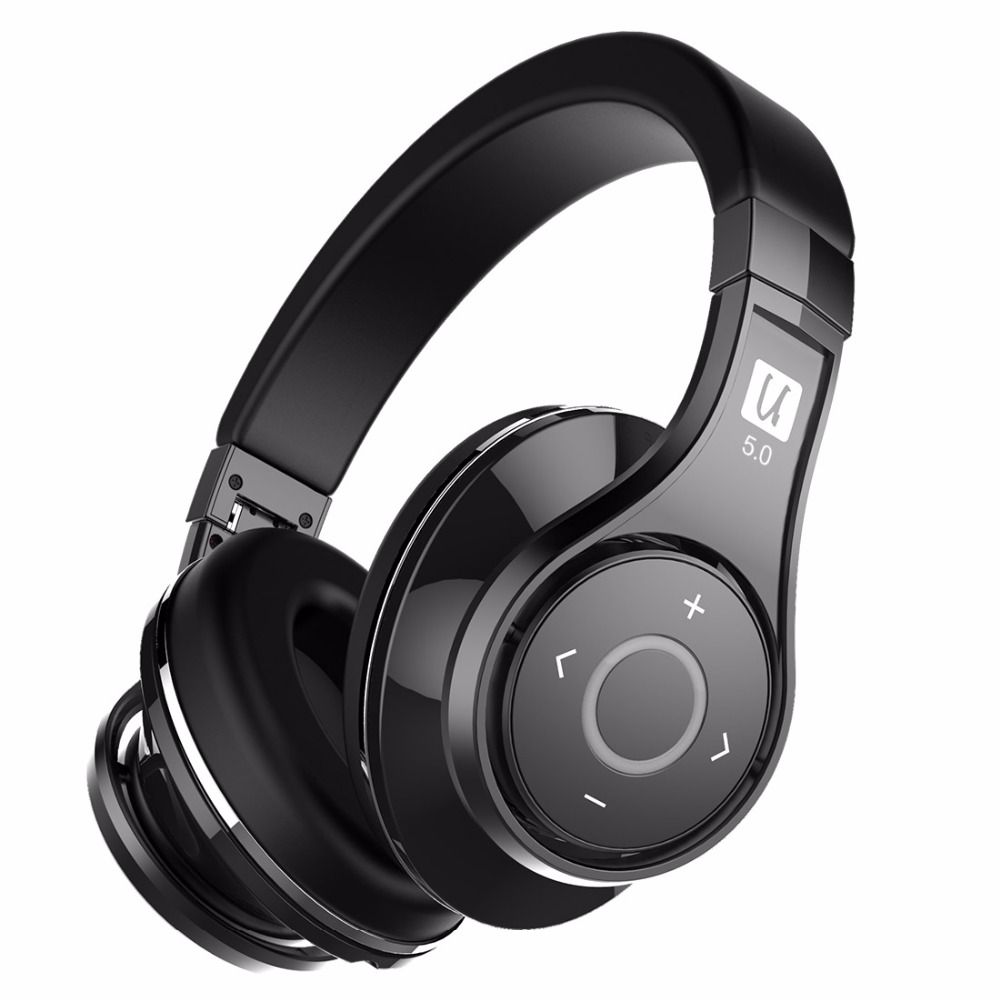 Bluedio U(UFO)2 High-End Bluetooth headphone Patented 8 Drivers HiFi wireless headset supported APTX and <font><b>Voice</b></font> Control