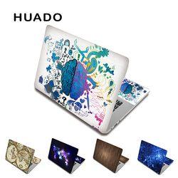 Nueva laptop etiqueta piel 15.6
