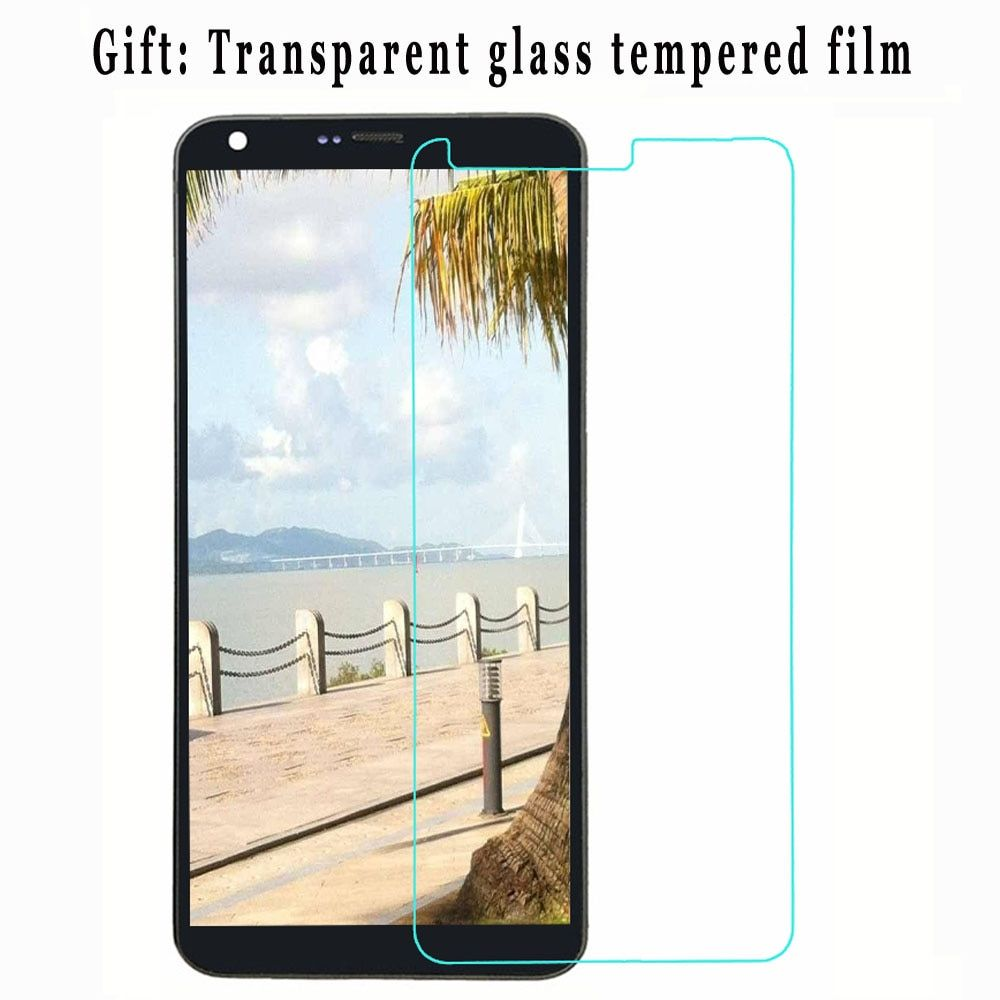 Black Gray Blue White For LG G6 H870 H870DS H872 LS993 VS998 US997 LCD Display Digitizer Touch Screen Assembly With Frame