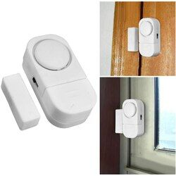 Wireless Home Window Door Entry Burglar Security Alarm System