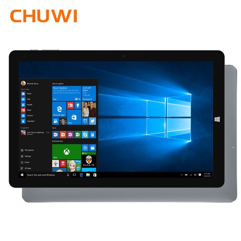 CHUWI Hi10 Plus 10.8 Inch 1920*1280 Tablet PC Dual OS Windows 10 Android 5.1 Quad Core 4GB RAM 64GB ROM HDMI Type-C Tablets