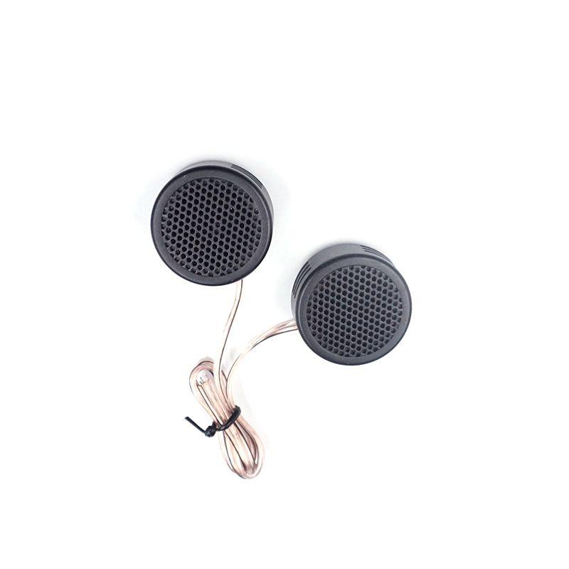 2 stücke Universelle Hohe Effizienz 2x500 Watt Auto Mini Dome Hochtöner Lautsprecher Lautsprecher Super Power Audio Auto Sound Klaxon Ton
