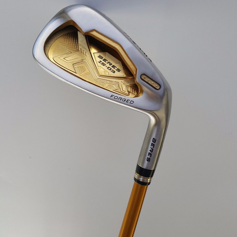 touredge Golf irons HONMA S-03 4 star irons clubs 4-11.Aw,Sw Golf clubs with Graphite Golf shaft R or S flex Free shipping