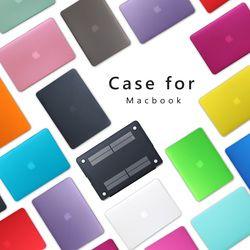 Premium nuevo caso mate para Apple MacBook Air 11 13 pulgadas manga del ordenador portátil para Mac book Pro 13 15 con retina teclado cubierta