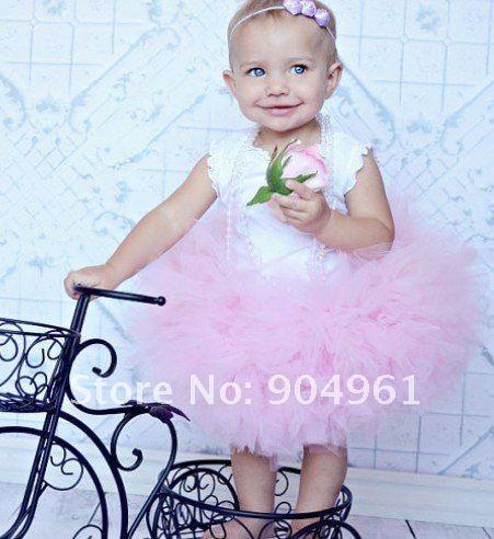 Esponjoso tutú Rosa falda niño cumpleaños partido falda