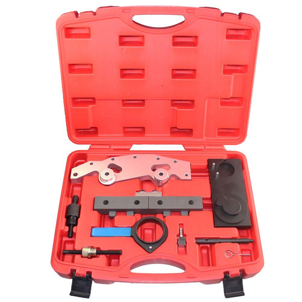 Распределительного выравнивания Двигатели для автомобиля сроки блокировки tool Мастер Набор двойной VANOS для BMW M52TU M54 M56