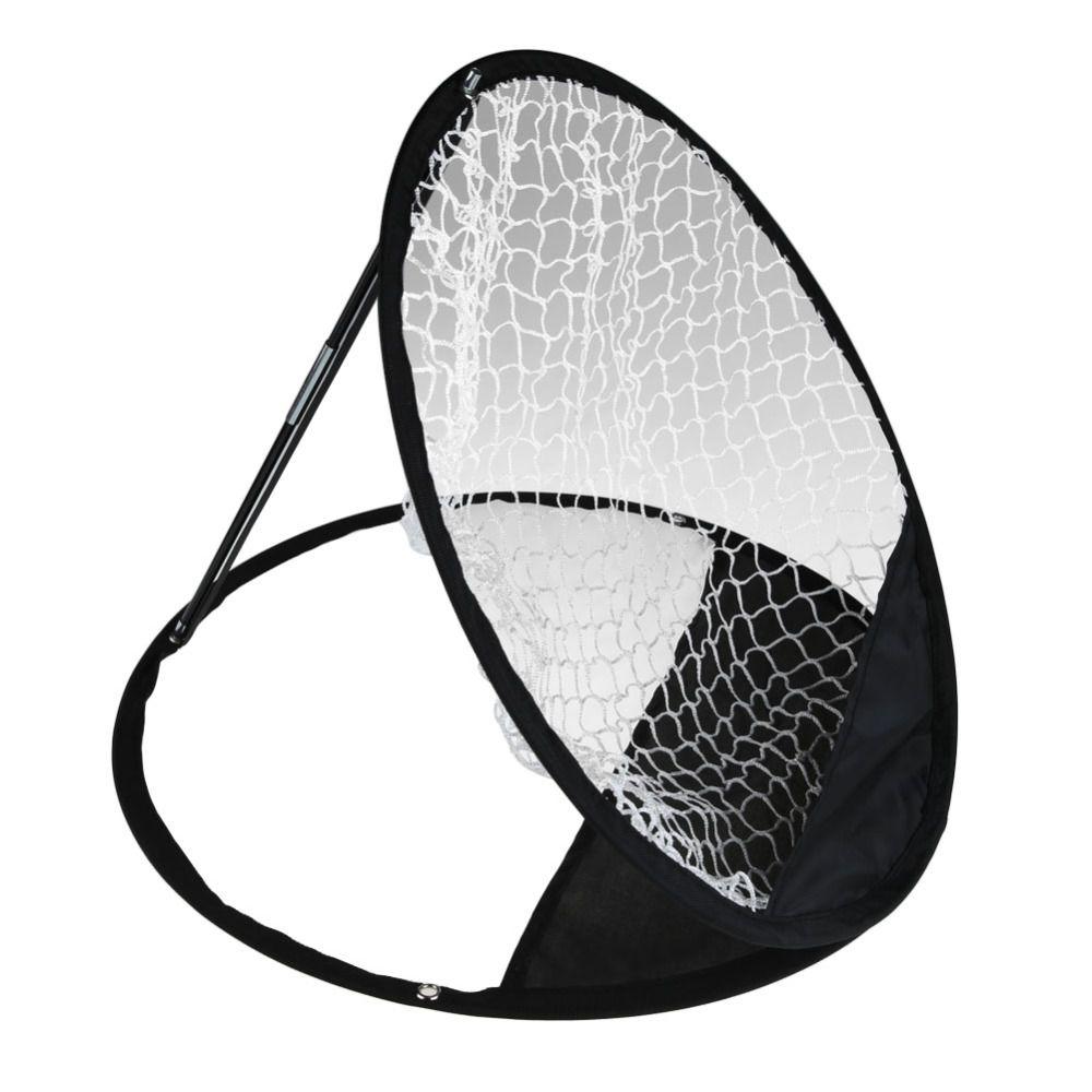 Neue Tragbare Pop up Golf Chipping Pitching Praxis Net Training Aid Werkzeug Heißer Verkauf