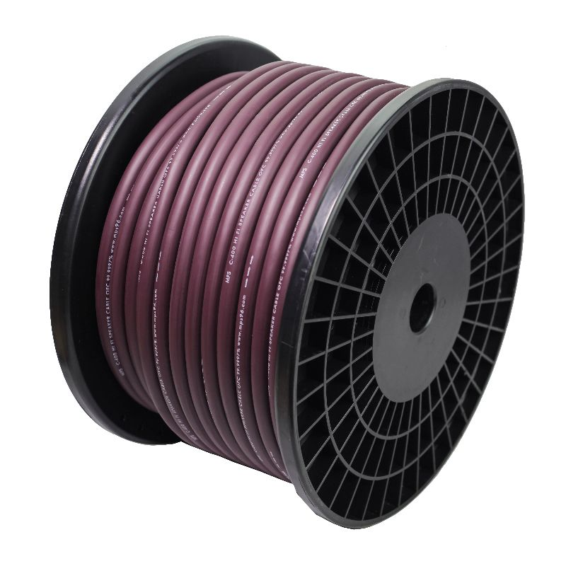 HIFI MPS C-400 99.9997% OFC Динамик провод Динамик аудио кабель 1 м