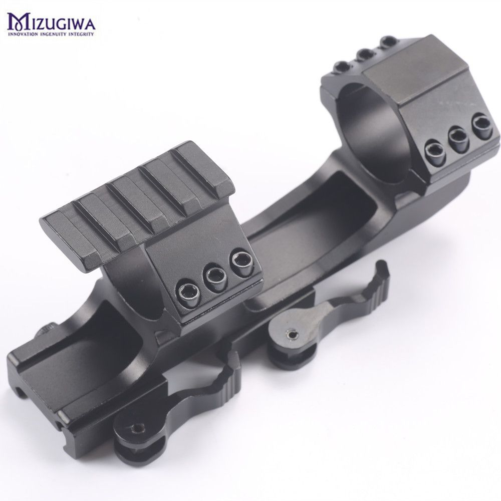 Tactical Quick Release Scope Mount 1