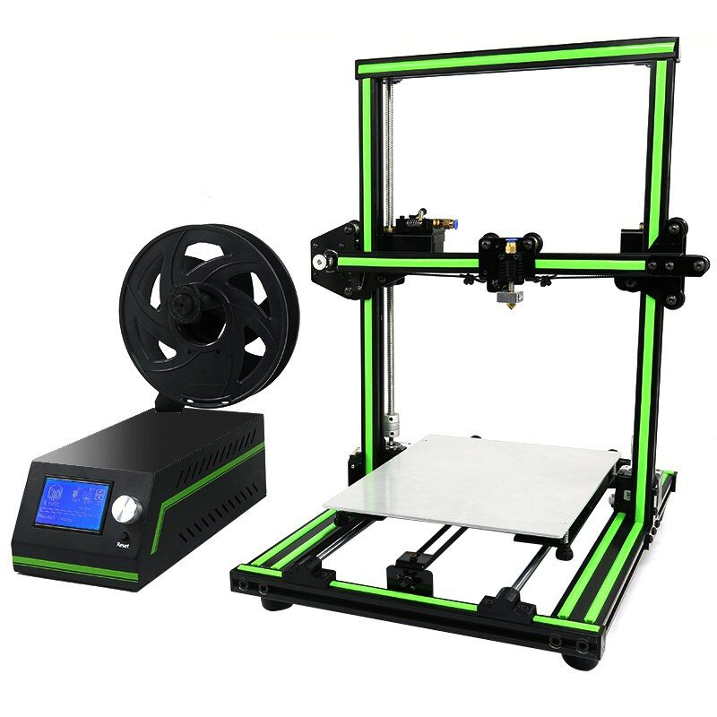 Anet A8 E10 DIY 3D Printer High Precision Impresora Large Printing Size 220*270*300mm 3D Printer Kits Free Filament 8GB SD Card
