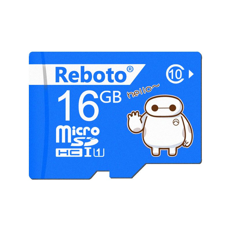Top Quality Micro SD Card 64GB Class 10 Cute Memory Card 32GB 16GB 8GB TF Card C10 Mini Flash Card Micro SD Free Shipping