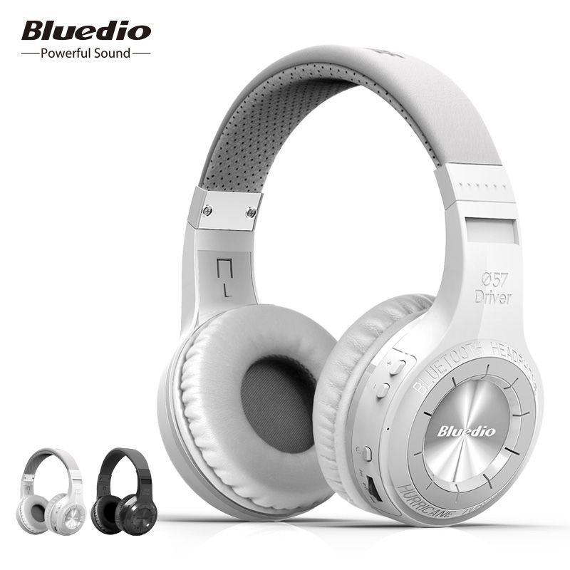 Bluedio HT(Shooting Brake) Bluetooth Headphone BT4.1 Stereo Bluetooth Headset Wireless Headphones For Phones Music Earphone