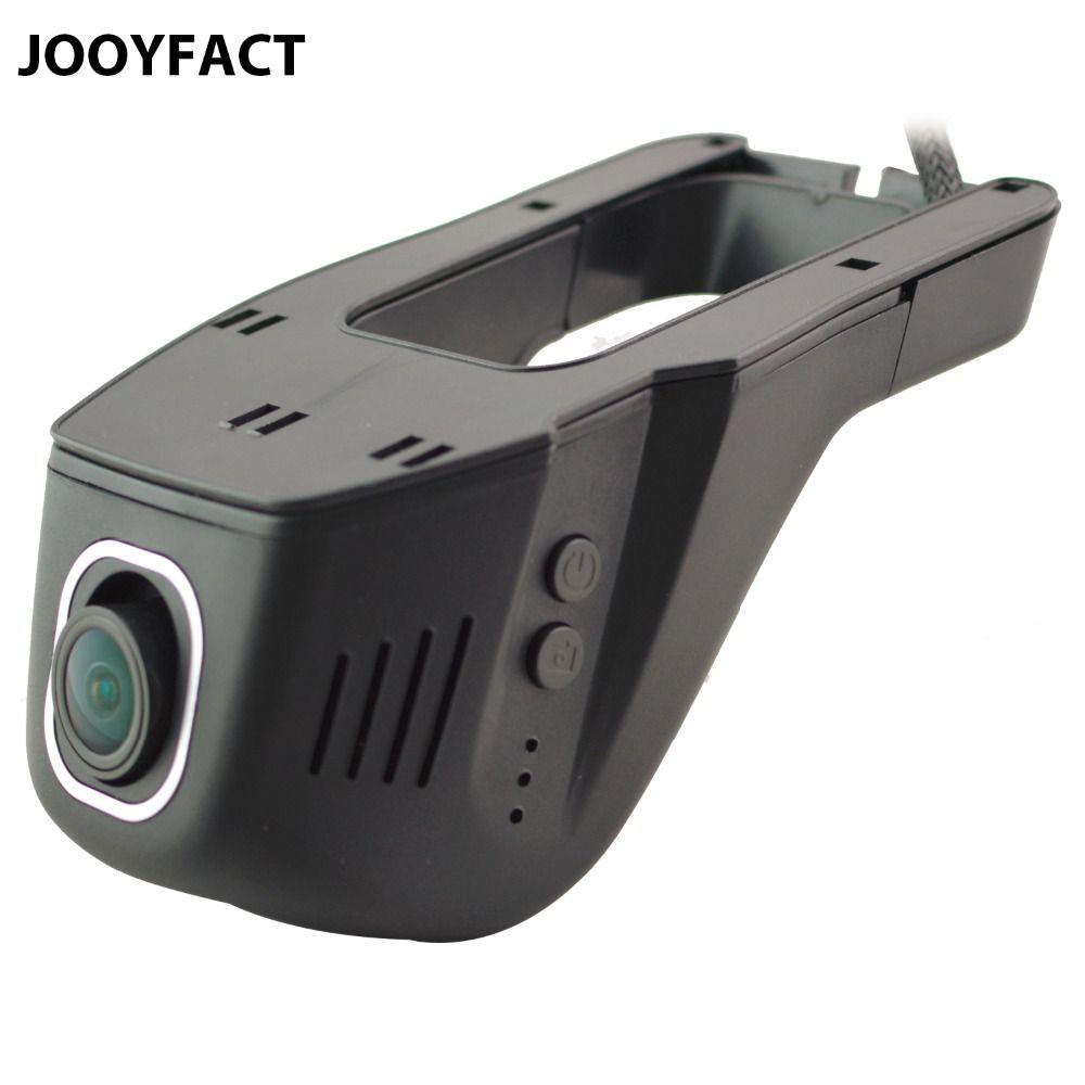 JOOYFACT A1 Car DVR Dash Cam Registrator Digital Video Recorder Camera 1080P Night Vision <font><b>Novatek</b></font> 96658 IMX 322 323 WiFi