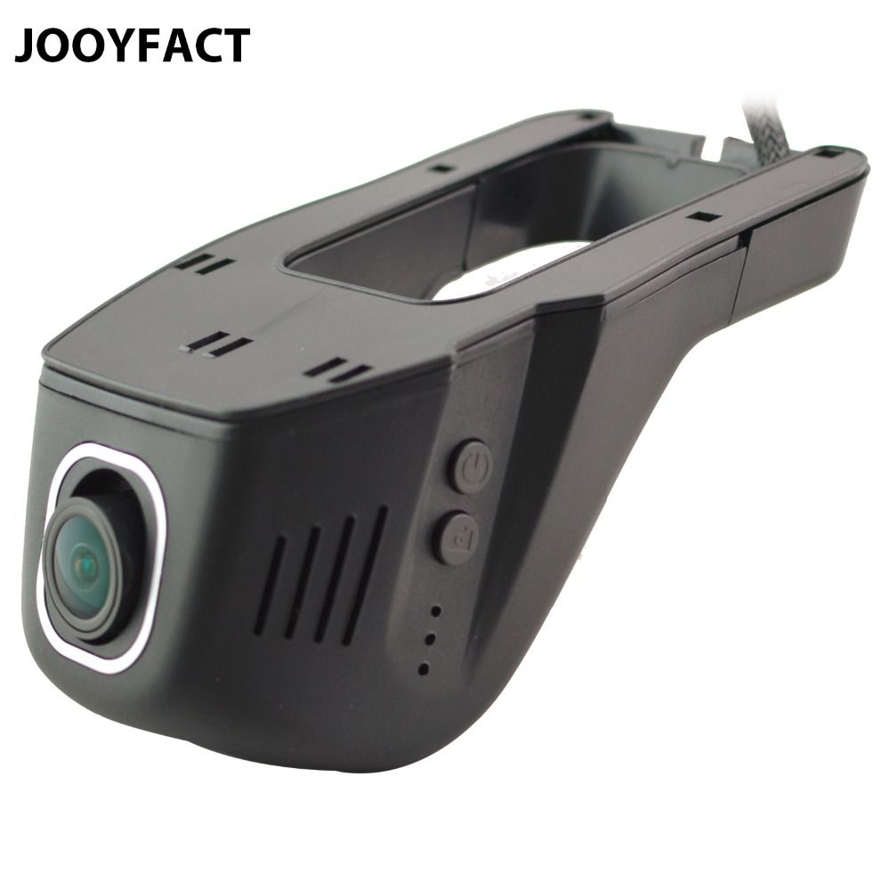 JOOYFACT A1 Car DVR Dash Cam <font><b>Registrator</b></font> Digital Video Recorder Camera 1080P Night Vision Novatek 96658 IMX 322 323 WiFi