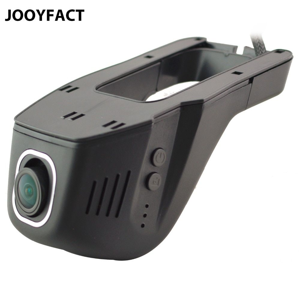 JOOYFACT A1 Car DVR Dash Cam Registrator Digital Video Recorder Camera 1080P Night Vision Novatek 96658 IMX 322 323 WiFi