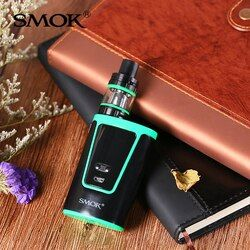 Original 150W SMOK G150 Vape Kit Electronic Cigarette with TFV8 Big Baby 5ml Tank Atomizer & G150 Box Mod 4200mAh Battery