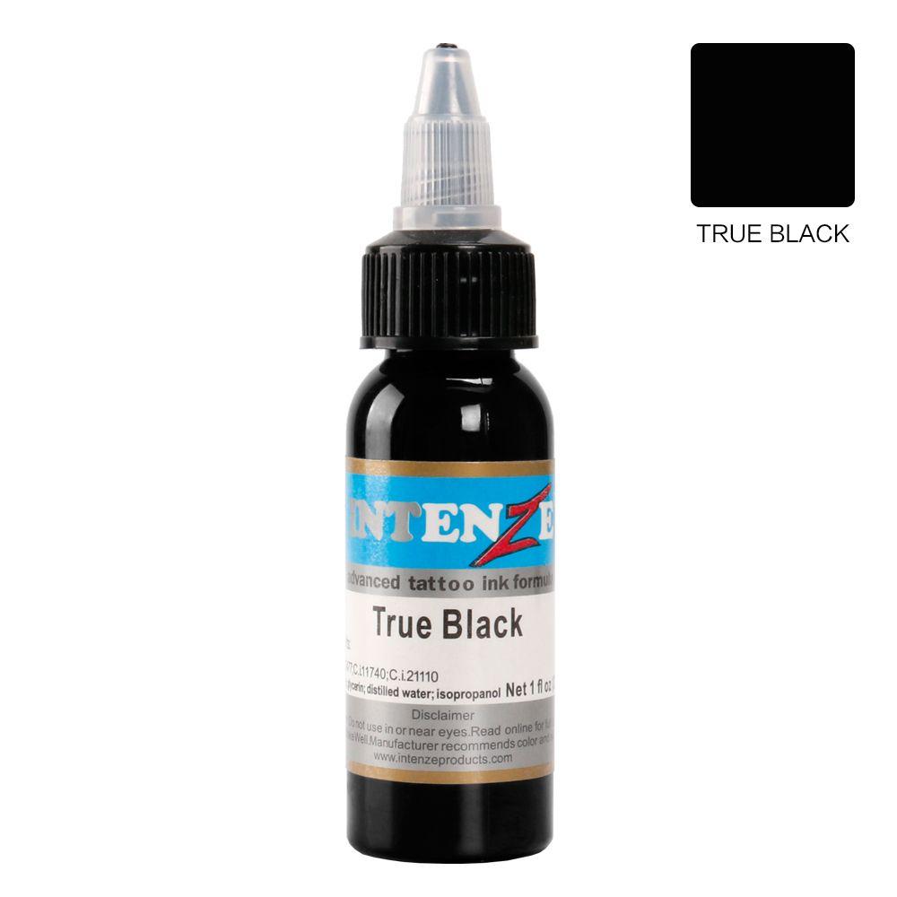 1 stücke Tinte Tattoo tinte schwarz Permanent Make-Up Pigment Pigmento Microblading Mikropigmentation Pigmente für Augenbraue Tattoo Stift