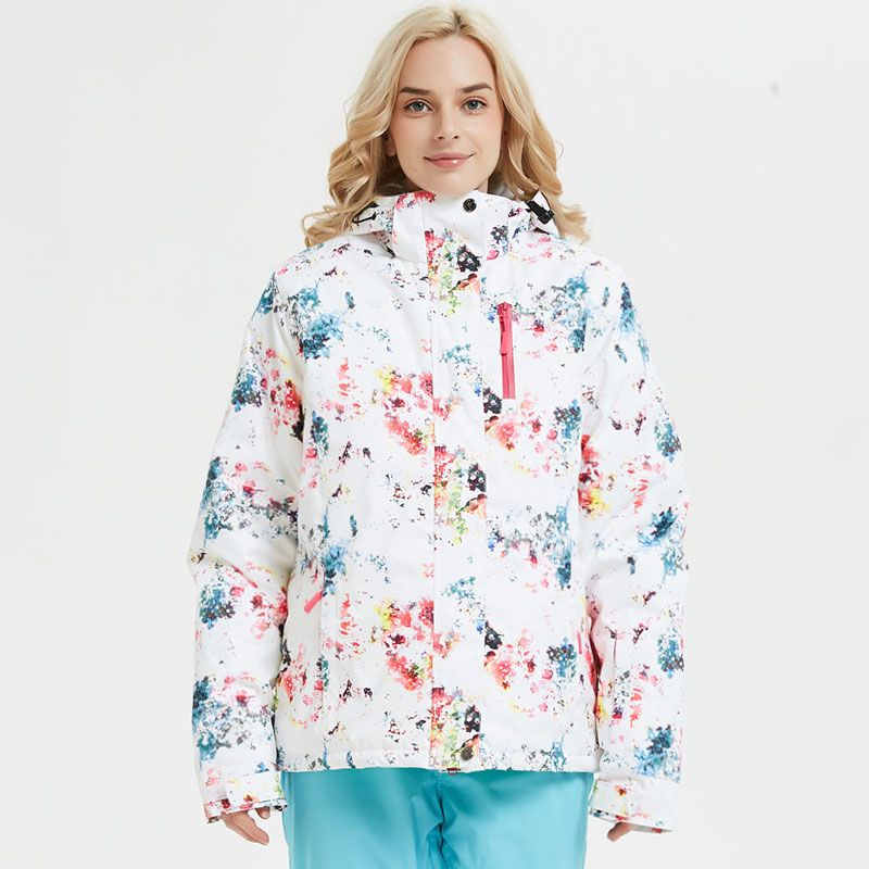 Women Ski Suit Brands Winter 2018 High Quality Warm Waterproof Windproof Clothes Snow Pants And Jacket Skiing Snowboarding Suits