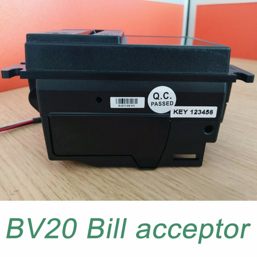 BV20 bill acceptor Technical data / BV20 Bill Acceptor/ Bill Validator SSP interface