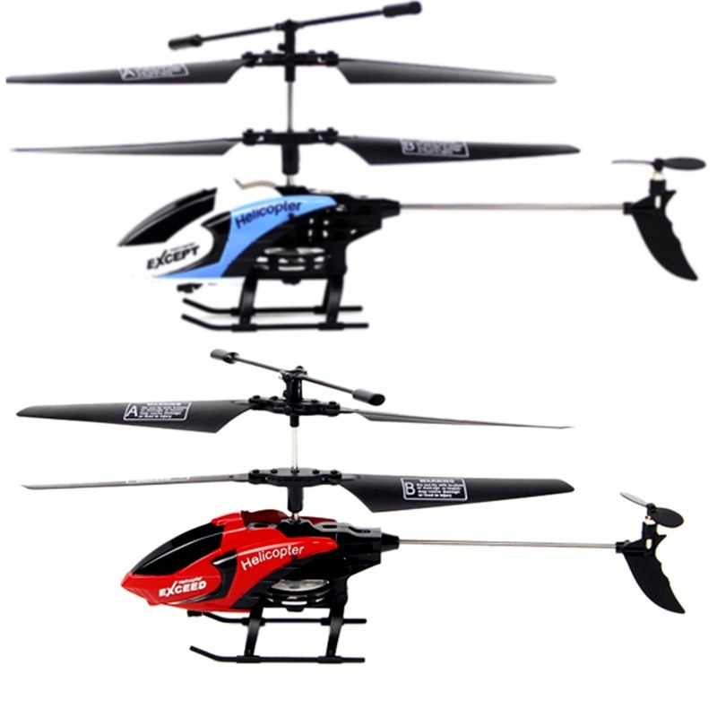 3.5CH 2.4GHz RC Helicopter Drone Outdoor Flying RC Toy Remote Control Aircraft Mode 2 RTF Helicopter for Kids Birthday Gift