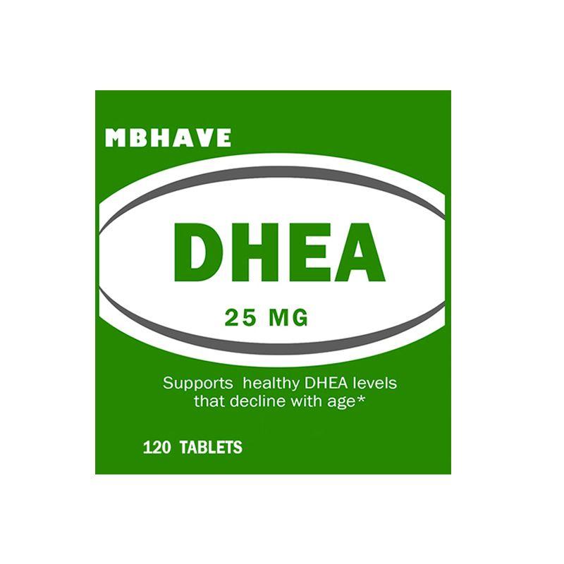 1 получить 1 2x mbhave DHEA 25 мг здоровое старение формула 120 Планшеты всего 240 Планшеты только на этой неделе