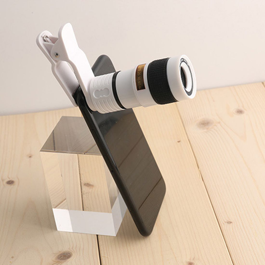 Etmakit Hot Sale High Quality 8x Zoom Telescope Telephoto Camera Lens for Samsung for iphone for Universal Smart Mobile Phones
