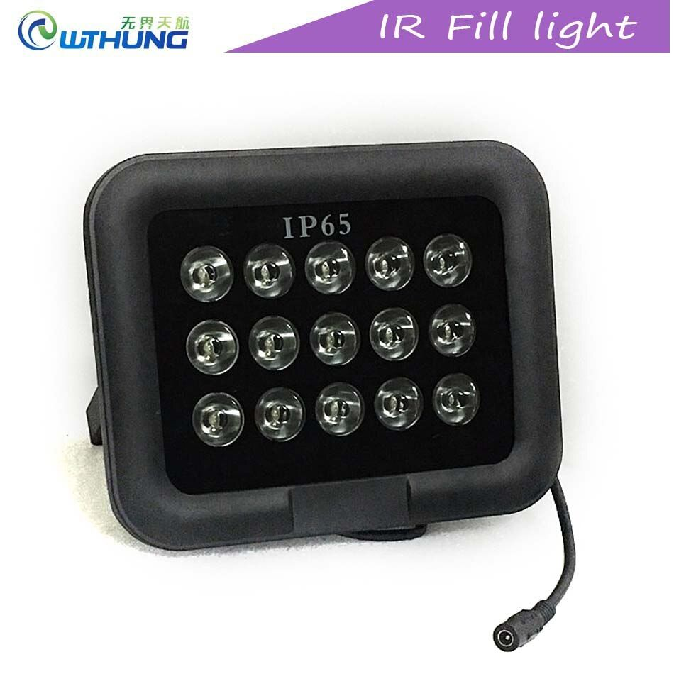 IR Led Fill light Array lamp 30M Distance infrared Night vision illumination Outdoor Water-proof IP-67 for CCTV AHD/IP Camera
