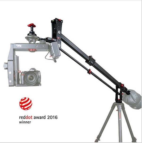 IFootage M1-III Carbon Mini Professionelle Portable Dslr Video Kamera Kran Jib Arm 15 kg Nutzlast [2016 reddot award gewinner]