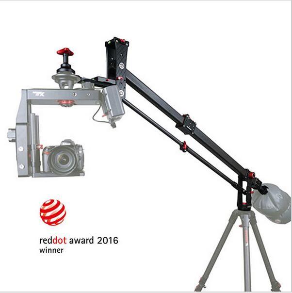iFootage M1-III Carbon Fiber Mini Professional Portable Dslr Video Camera Crane Jib Arm 15kg Payload [2016 reddot award winner]