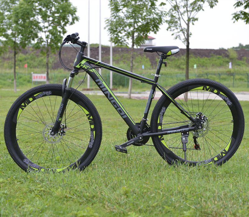 Mountain Bike Aluminum mountain bike 21 variable speed bicycle 29
