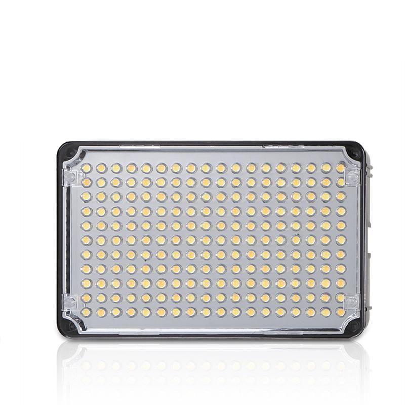 AL H198C LED Video Light Amaran CRI 95+ Lamp 5500K 3200K Dimmable for Canon for Nikon Pentax DSLR Camera Video Camcorder
