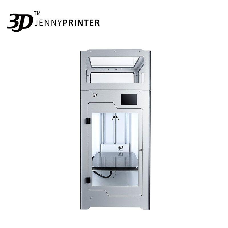 2019 neueste! JennyPrinter4 Z370 Dual Extruder Mit Touchscreen und Auto Level 3D Drucker DIY KIT Für Ultimaker 2 UM2 + Erweiterte