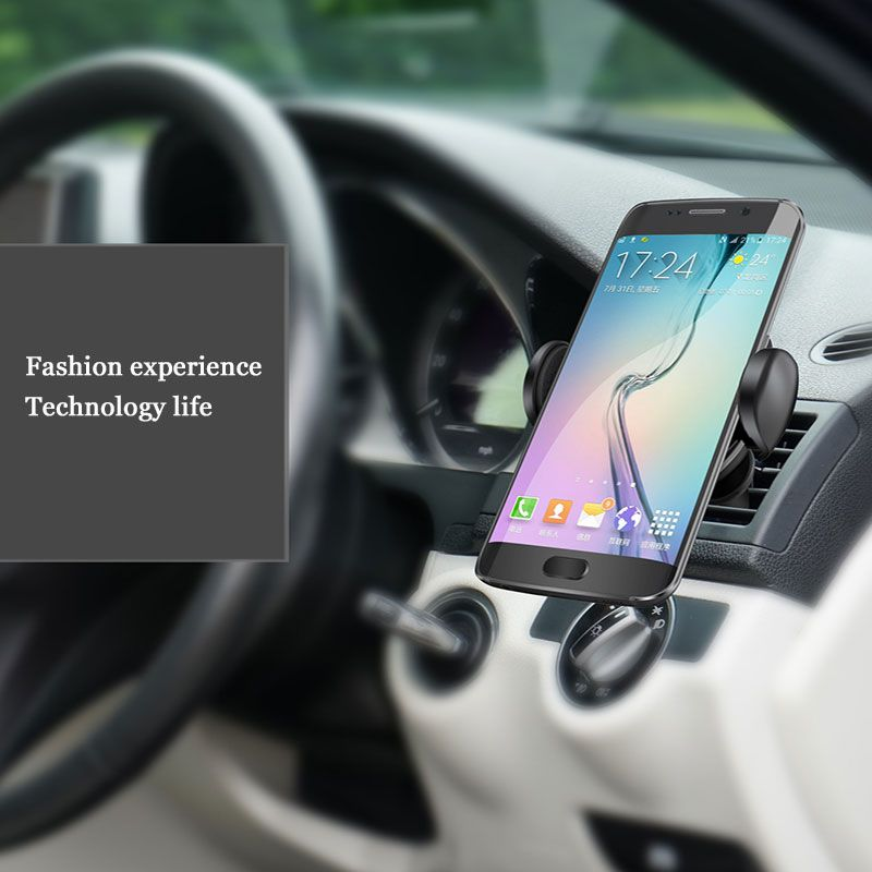 Quick Charging Qi Wireless Charger For iPhone X 8 Plus Quick Charge Fast Wireless Charging Pad Car Holder Stand For Samsung S8