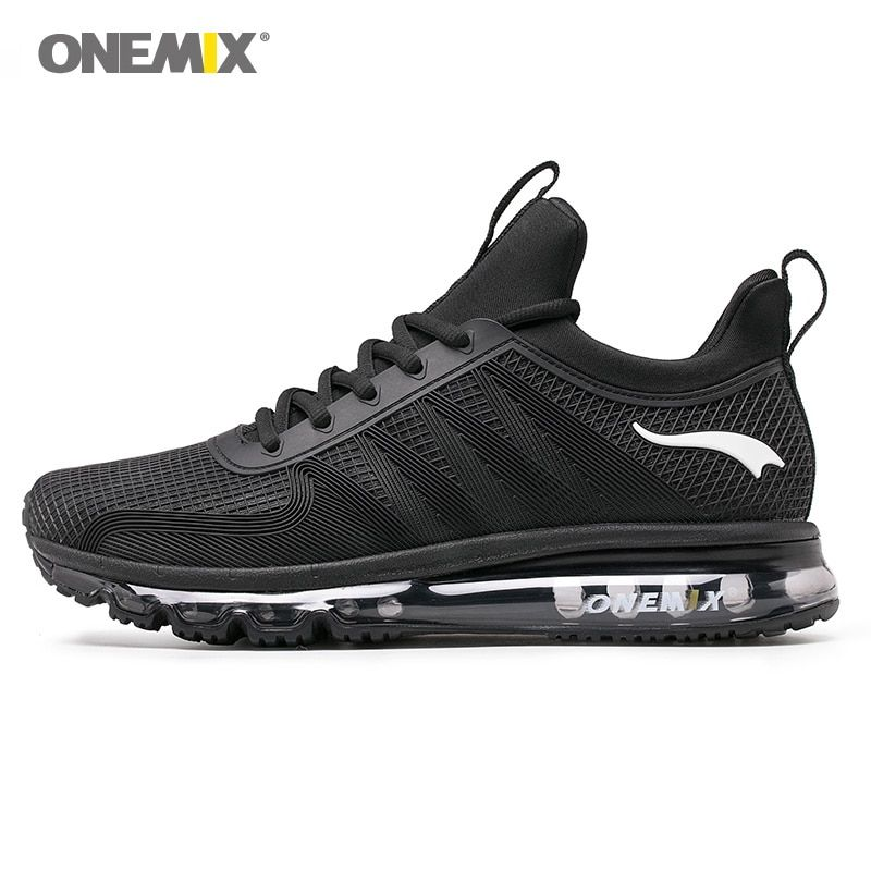 2018 Max Men Running Shoes Women Trail Nice Trends Athletic Trainers Black High Sport Boots Cushion Outdoor Walking Sneakers 350