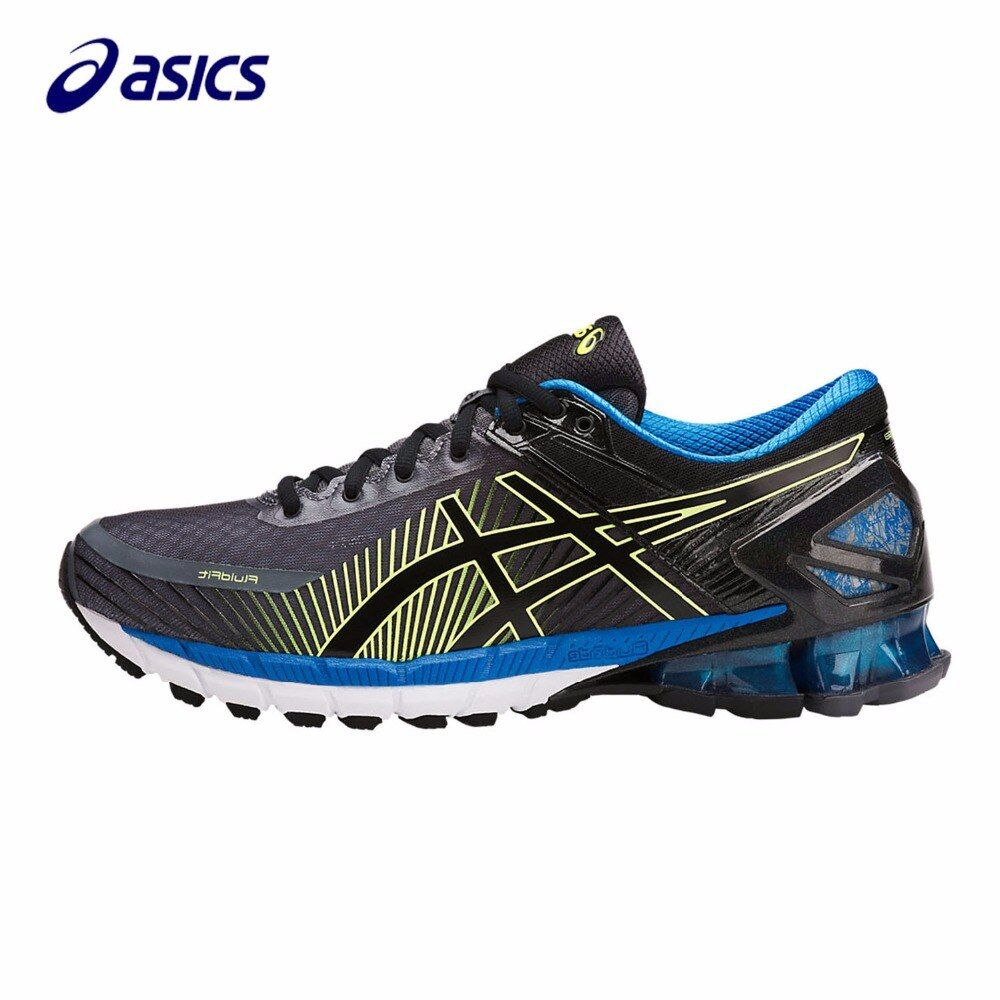 Orginal ASICS Neue Laufschuhe herren Atmungsaktive Puffer Schuhe Classic Outdoor Tennis Schuhe Freizeit rutschfeste T644N-9790