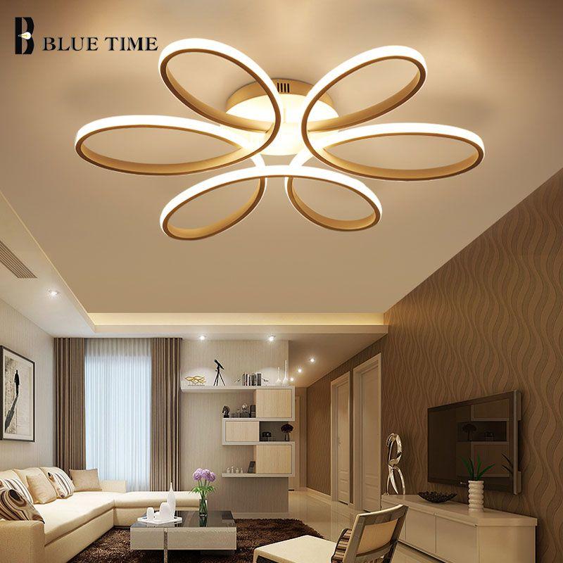 Led Chandelier For Living room Bedroom Dining room Study room Lustres LED Modern Ceiling Chandelier Lighting Lamparas de techo