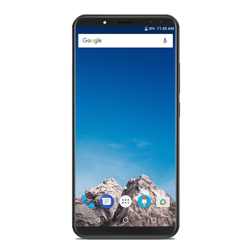 Vernee X 5.99 inch Android 7.1 Face ID Smartphone Eight-core 4GB+64GB 6200mAh Apr18