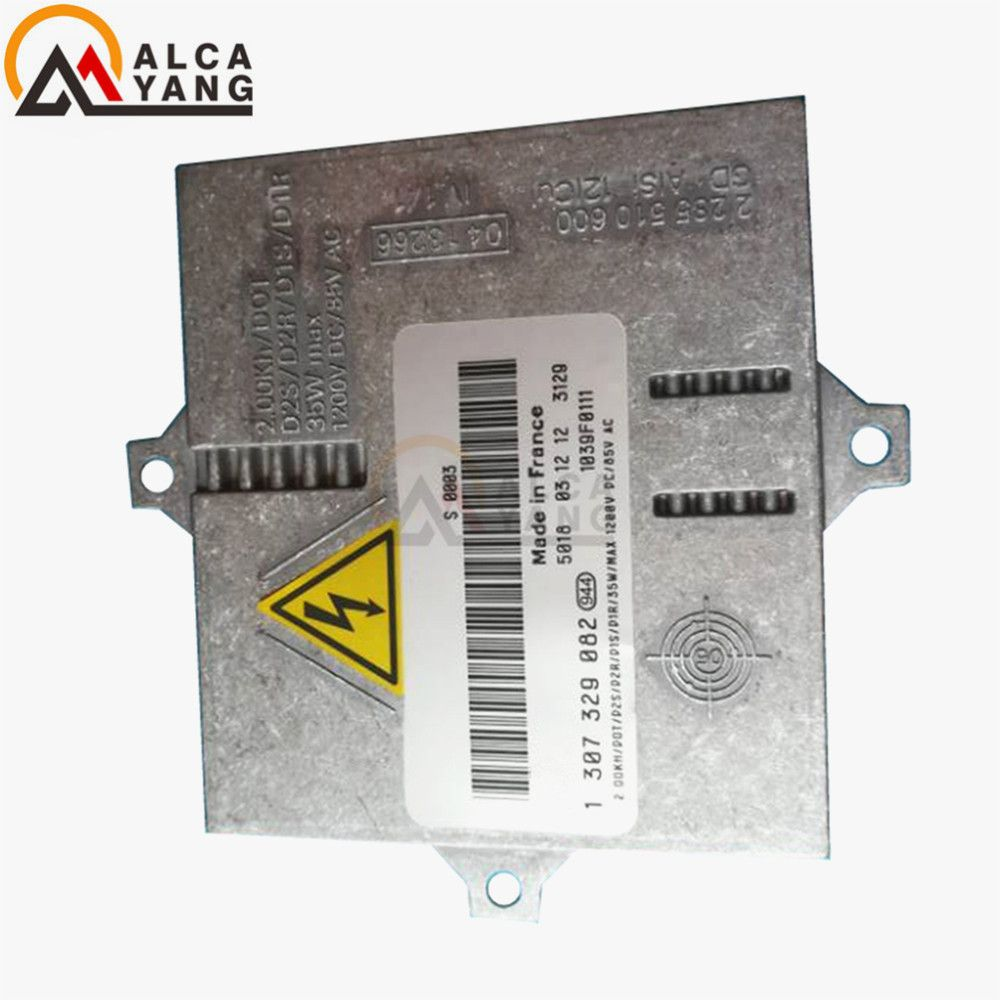 High quality HID Xenon D1S D2S Ballast Unit Controller Igniter 1307329082 1307329087 For 2003 MERCEDES CL55 W215