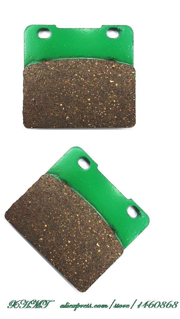 Brake Pads Set for SUZUKI INTRUDER VS600 VS 600 GL (97-99) VS700 VS 700 GL (85&up) VS750 VS 750 (85-91) VS800 VS 800 GL (92-99)