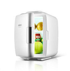 2018 New arrival Multi-Function Home Cooler Freezer Warmer Portable 12V 4L Mini Car Fridge Travel Refrigerator